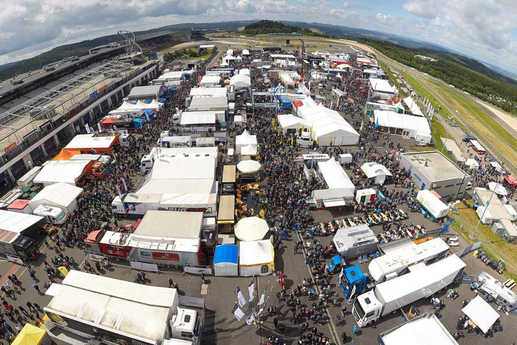 Rundumblick über den Truck Grand Prix 2016